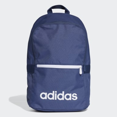 Gym & Training Blue Linear Classic Daily Backpack