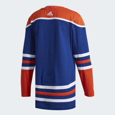 Hockey Multicolor Oilers Alternate Authentic Jersey