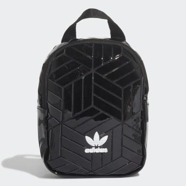 Women Originals Black Mini 3D Backpack