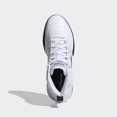 Tenis Own the Game Blanco Hombre Essentials