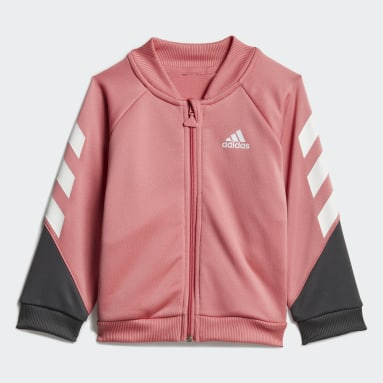 Kids Gym & Training Pink Mini Me XFG Tracksuit