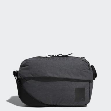 Men Golf Grey Travel Messenger Bag