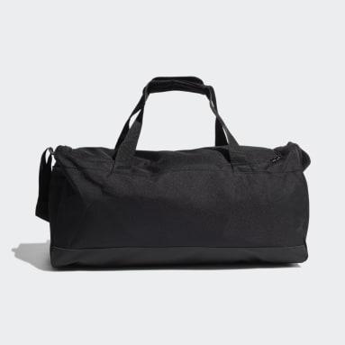 Bolsa de viaje mediana Essentials Logo Negro Balonmano