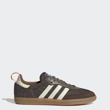 Originals Brun Samba Fox sko