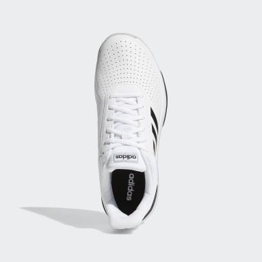 Erkek Tenis Beyaz Courtsmash Ayakkabı
