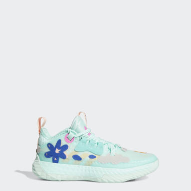 Kids Basketball Turquoise Harden Vol. 5 Shoes