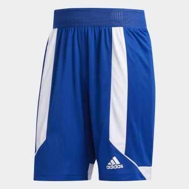 Men Basketball Blue Creator 365 Shorts