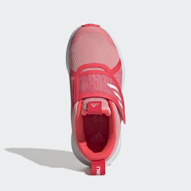 Girls Running Pink FortaRun X Shoes