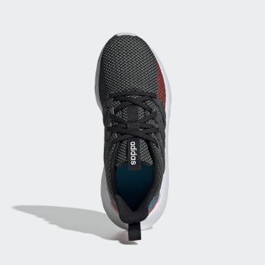 Kids Essentials Black Questar Flow Shoes