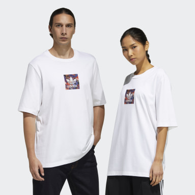Originals White LNY Graphic Tee