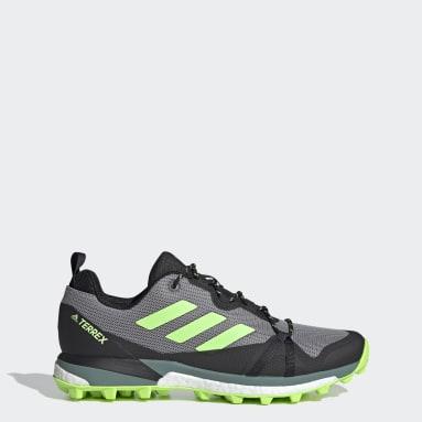 Men's TERREX Grey Terrex Skychaser LT Hiking Shoes