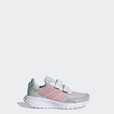 Kids 4-8 Years Running Grey Tensor Shoes