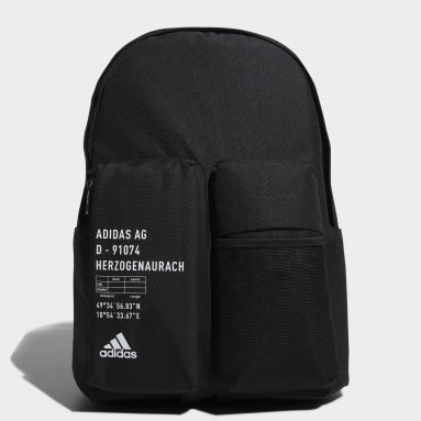 Training Black Classic 3D Pockets Backpack