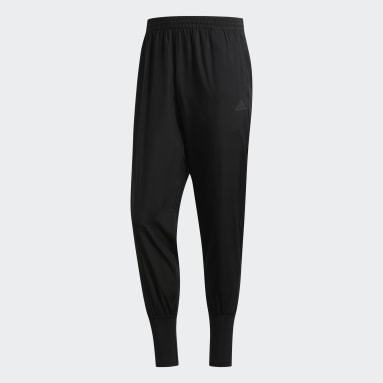 Men Running Black Adapt to Chaos Astro Pants