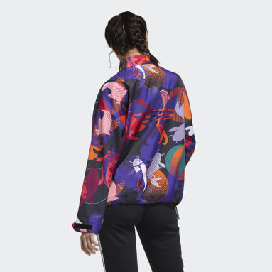 Women Originals Purple CNY Track Top