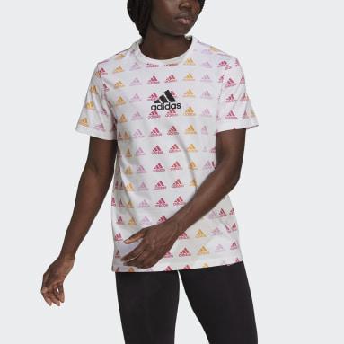 Dam Sportswear Vit Essentials Boyfriend Gradient Logo Tee