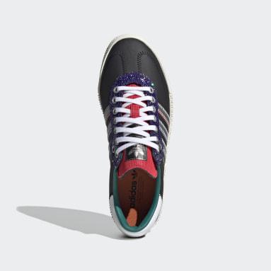 Kvinder Originals Sort SAMBAROSE sko