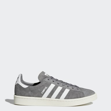 Chaussure Campus gris Originals