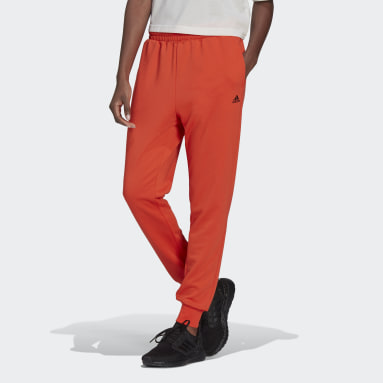 Women Sportswear Red Joggers