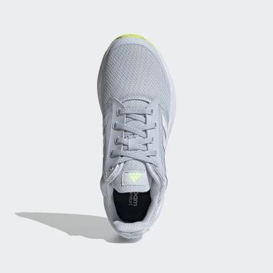 Women Running Blue Galaxy 5 Shoes