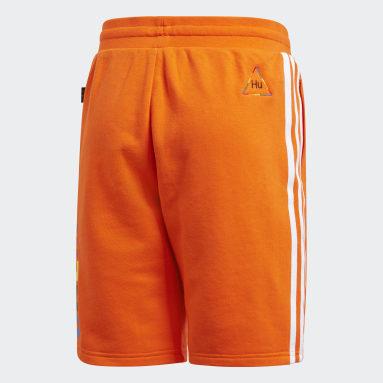 Short Pharrell Williams Orange Adolescents Originals