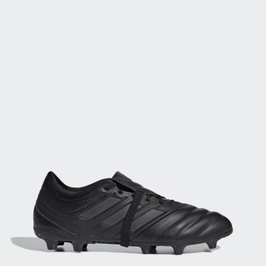 Men's Soccer Black Copa Gloro 19.2 Firm Ground Cleats