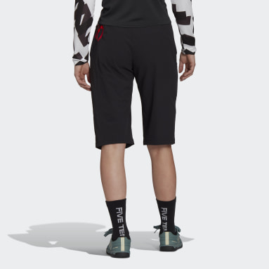 Dames Five Ten Zwart Five Ten Bike TrailX Bermuda Short