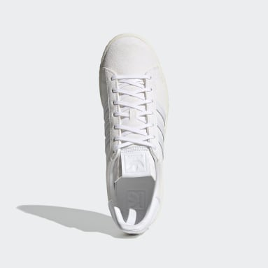 Zapatilla Campus 80s Blanco Originals