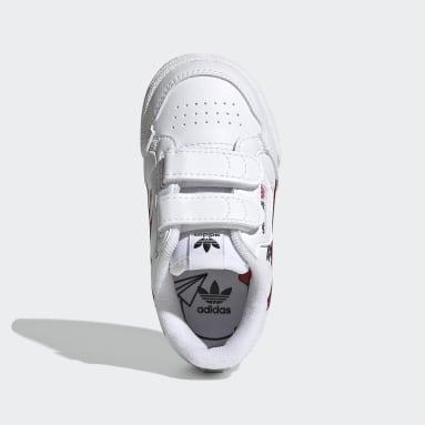 Chaussure Continental80 Blanc Enfants Originals