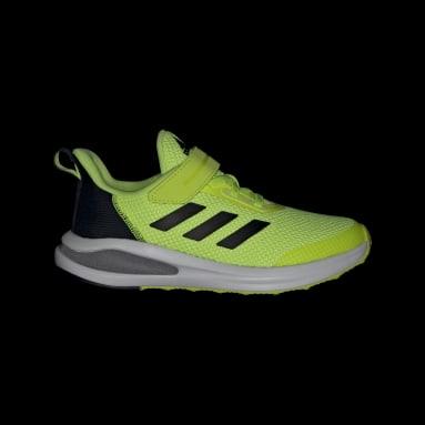 Chaussure FortaRun Jaune Enfants Running