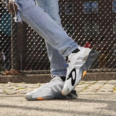 Zapatillas Streetball Blanco Hombre Originals