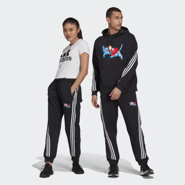 Sportswear Black adidas Sportswear Egle Graphic Pants (Gender Neutral)