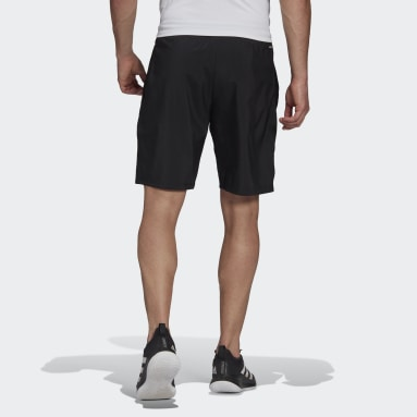 Short Club Tennis 3-Stripes Noir Hommes Tennis