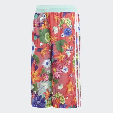Pants GRPHC Culotte Multicolor Niña Originals