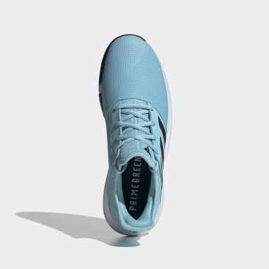 Men's Tennis Blue GameCourt Tennis Shoes