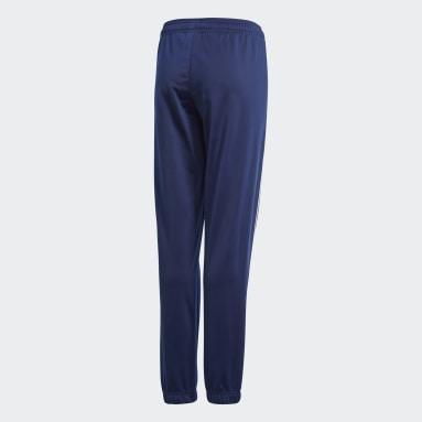 Kids Football Blue Core 18 Pants