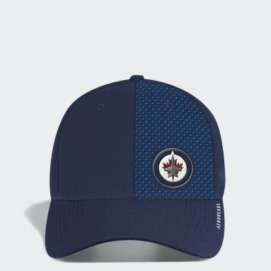 Casquette Jets Structured Stretch multicolore Hommes Hockey