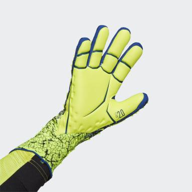 Soccer Black Predator Pro Goalkeeper Gloves