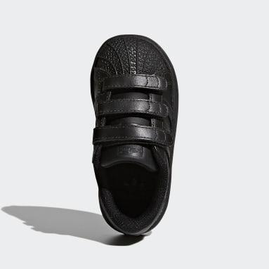 Bebek Originals Siyah Superstar Ayakkabı