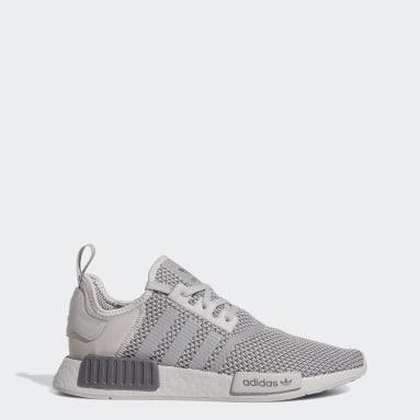 Men's Originals Grey NMD_R1 Shoes