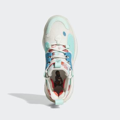 Sapatos Harden Vol. 5 Cinzento Criança Basquetebol