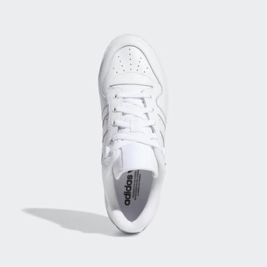 Zapatillas Rivalry Low Blanco Hombre Originals