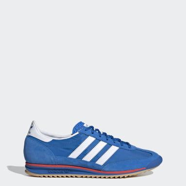 Men Originals Blue SL 72 Shoes