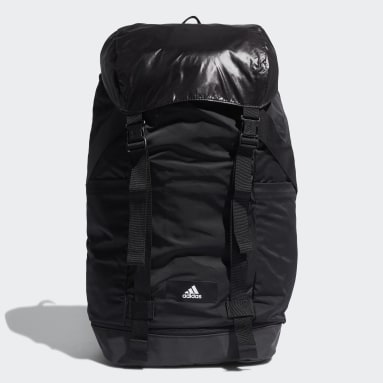 Women Volleyball Black Sports Functional Backpack