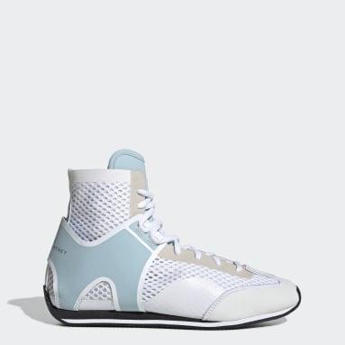 Women adidas by Stella McCartney White Boxing Shoes