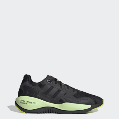 Originals Black ZX Alkyne Shoes