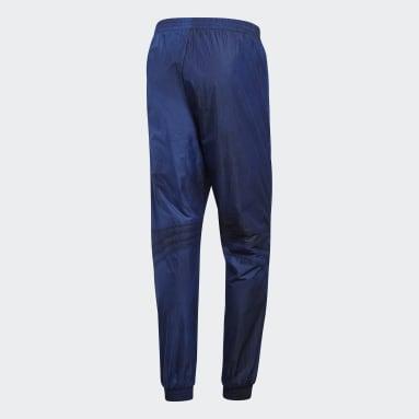 Pants EQT Indigo Azul Hombre Originals