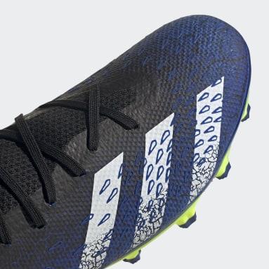 Chaussure Predator Freak.3 Low Multi-surfaces Noir Football