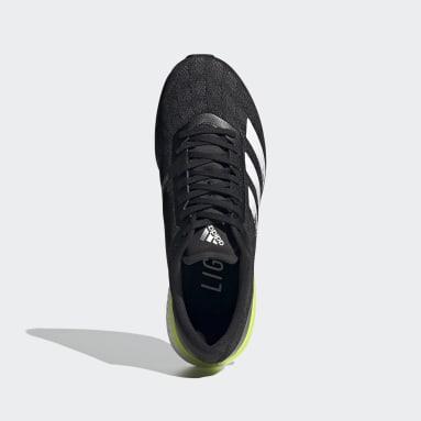 Erkek Koşu Siyah Adizero Boston 9 Ayakkabı