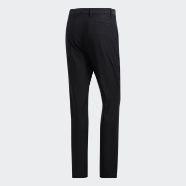 Men Golf Black Adipure Tech Pants